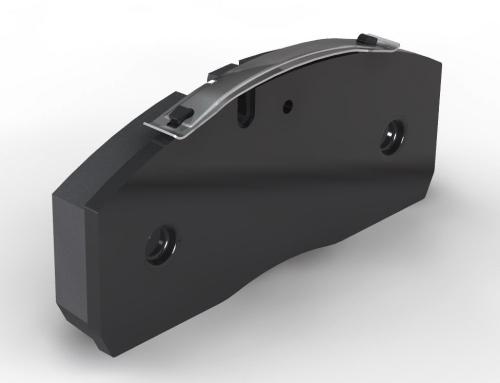 Bild von DCAL7 Brakepad ISO2